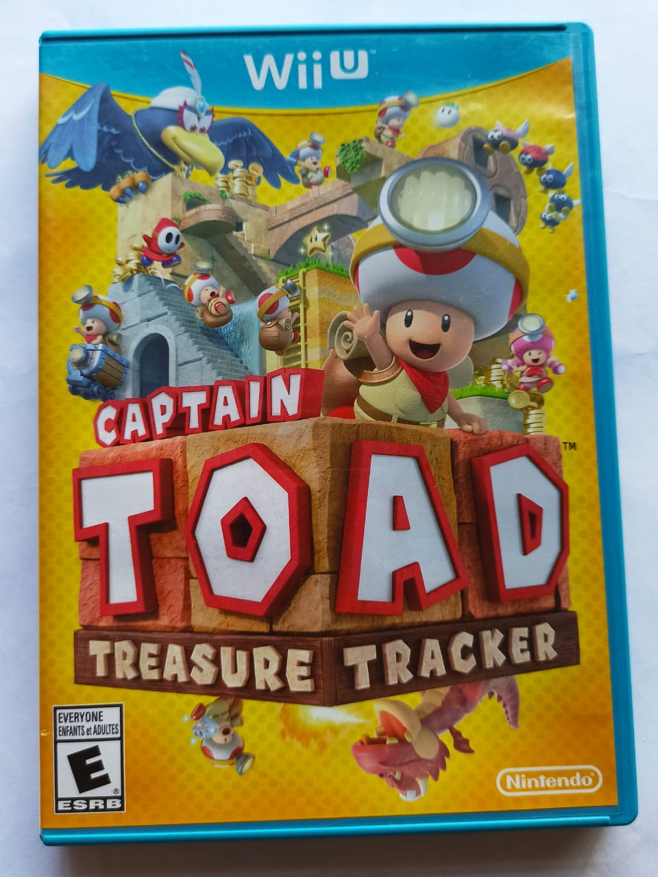 Captain Toad: Treasure Tracker - USADO - Nintendo Wii U