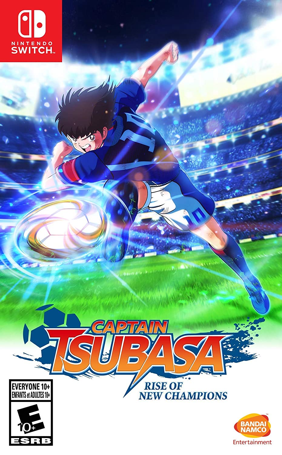 Captain Tsubasa: Rise of New Champions (Pré-venda) - Nintendo Switch