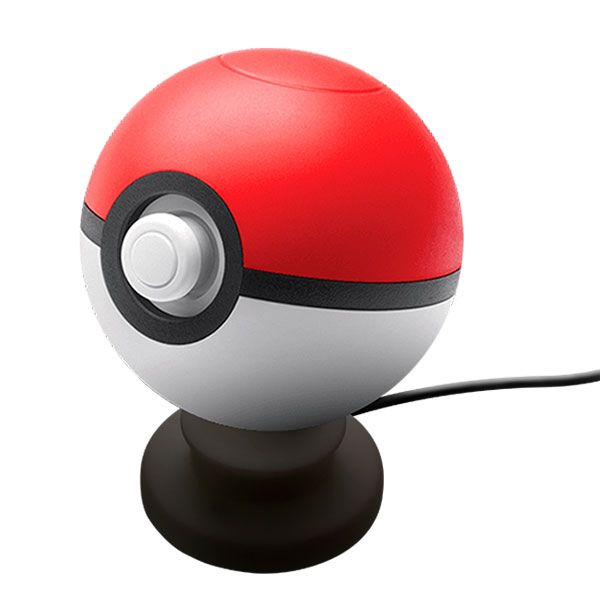 Carregador Charge Base Plus Pokeball Niko - Nintendo Switch