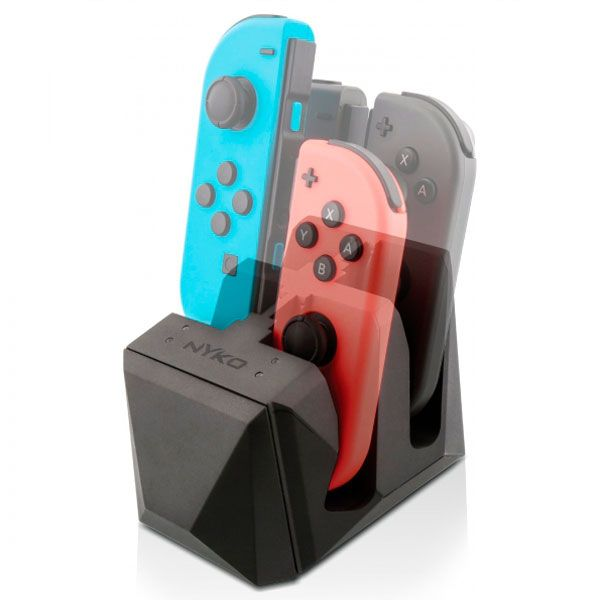 Carregador Charge Block Para Joy-con Nyko - Nintendo Switch