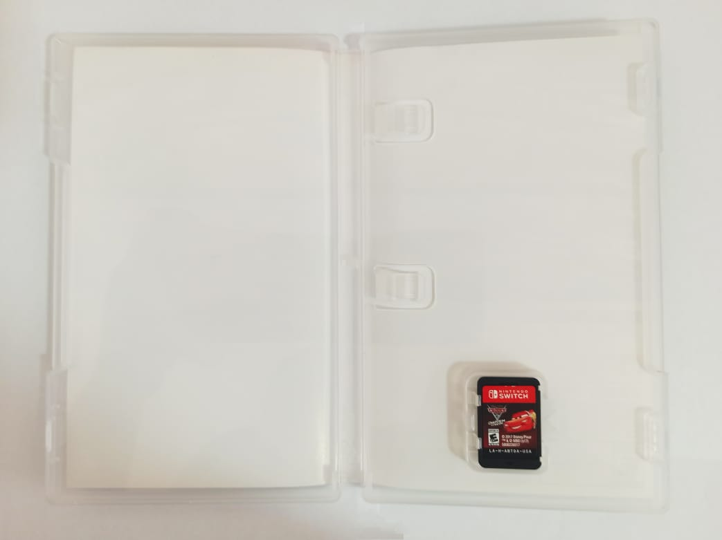 Cars 3: Drive to Win - USADO - Nintendo Switch