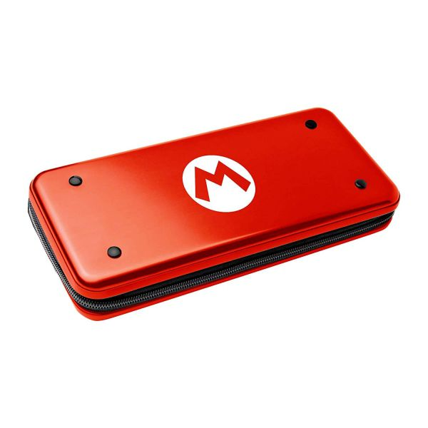 Case Alumínio Hori Mario Edition - Nintendo Switch