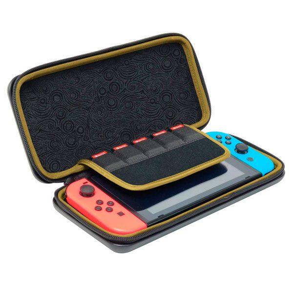 Case Alumínio Zelda Hori - Nintendo Switch