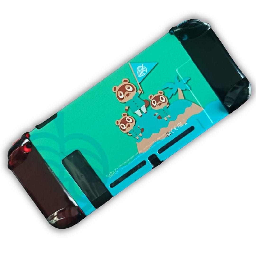 Case Capa Protetora de Acrílico - Animal Crossing - Nintendo Switch