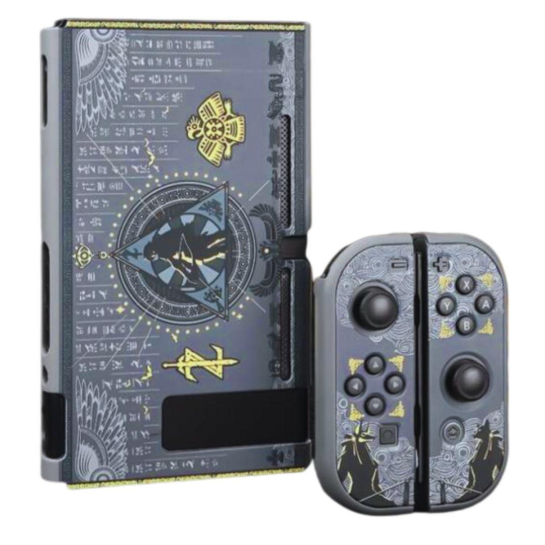 Case Capa Protetora de Acrílico - The Legend of Zelda - Nintendo Switch