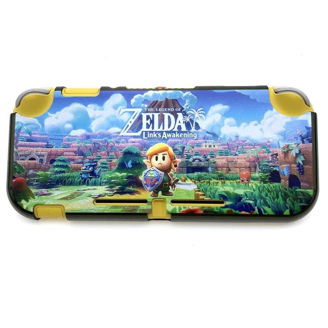 Case Capa Protetora de Acrílico - Zelda: Link's Awakening - Nintendo Switch Lite