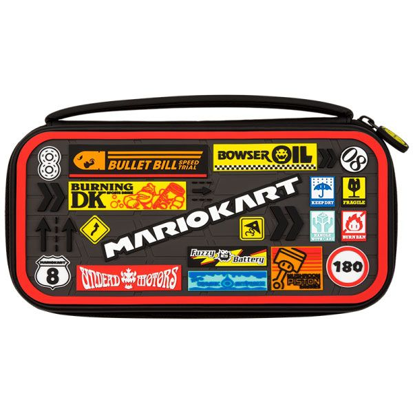 Case Deluxe Mario Kart Edition PDP - Nintendo Switch