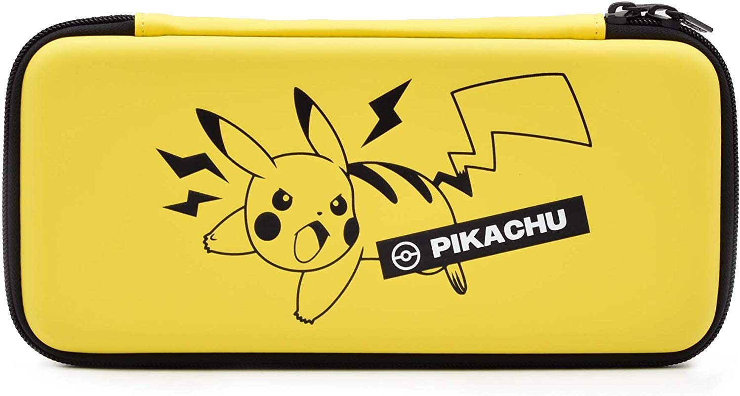 Case EmBoss Pikachu Hori - Nintendo Switch