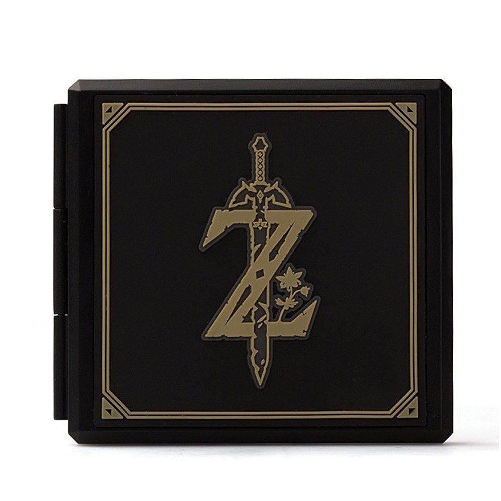 Case Estojo para Cartuchos - 12 Slots - Zelda - Nintendo Switch/Nintendo Switch Lite