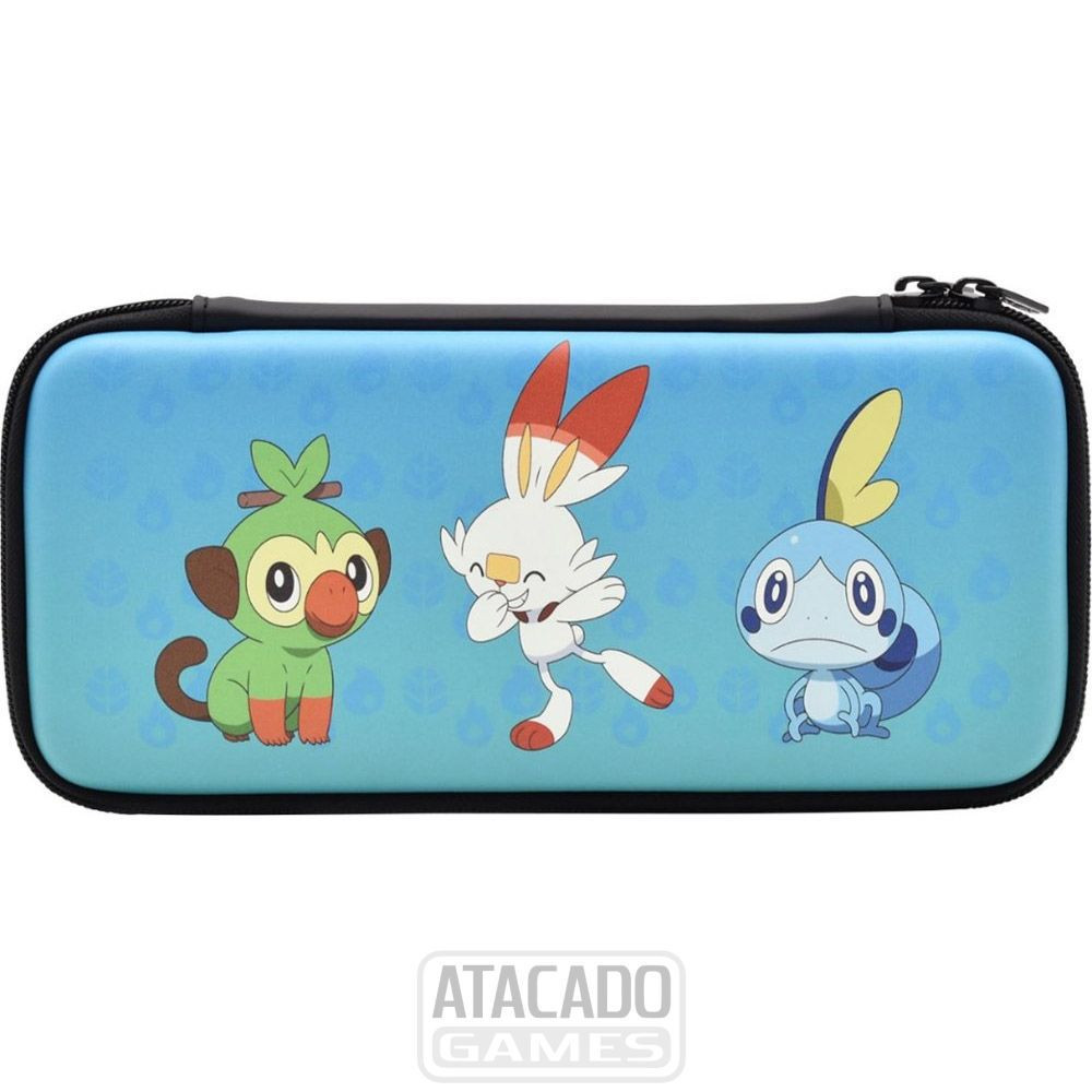 Case Hard Pouch Pokemon Sword Shield- Nintendo Switch