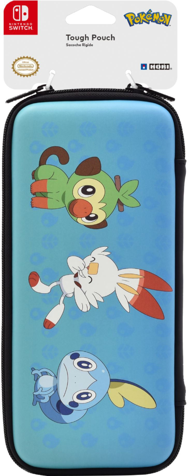 Case Hard Pouch Pokemon Sword Shield - Nintendo Switch
