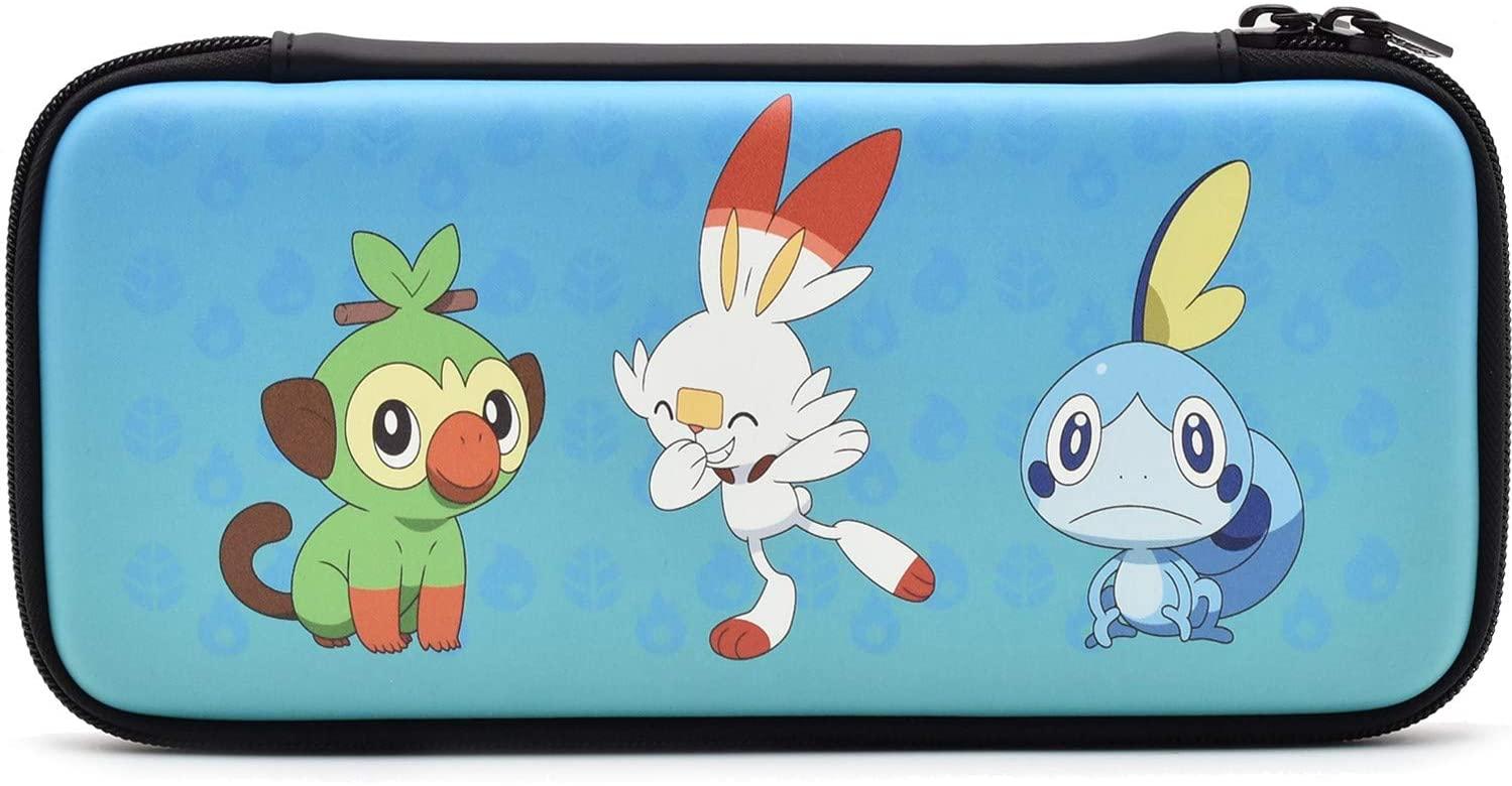 Case Hard Pouch Pokemon Sword Shield - Nintendo Switch