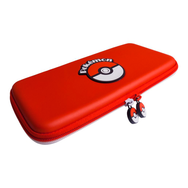 Case Hori Hard Pouch Pokeball - Nintendo Switch