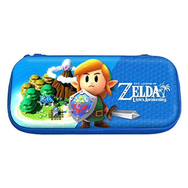 Case Hori Hard Pouch Zelda Link´s Awakening - Nintendo Switch
