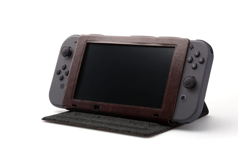 Case Hybrid Cover Zelda Leatherette (Envio Internacional) - Nintendo Switch