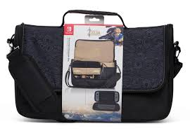 Case Messager Bag Zelda - Nintendo Switch