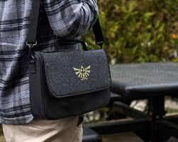 Case Messager Bag Zelda - Nintendo Switch