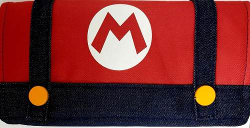CASE PANO POUCH MARIO M SWITCH