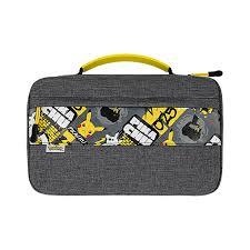 Case PDP Cammuter Pikachu - Nintendo Switch