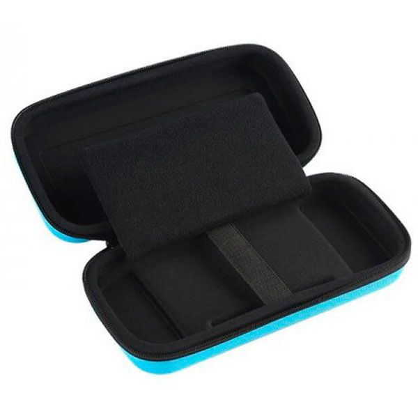 Case Pouch Size L BigBen  Azul - Nintendo Switch