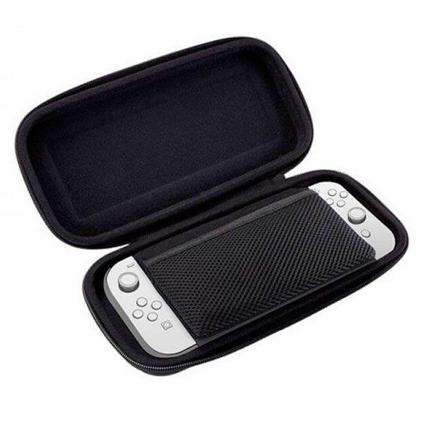 Case Pouch Size L Bigben Cinza - Nintendo  Switch