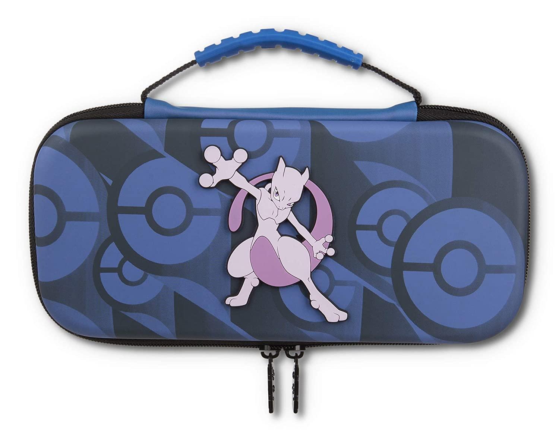 Case Protection – Mewtwo Pokemon (Envio Internacional) - Nintendo Switch