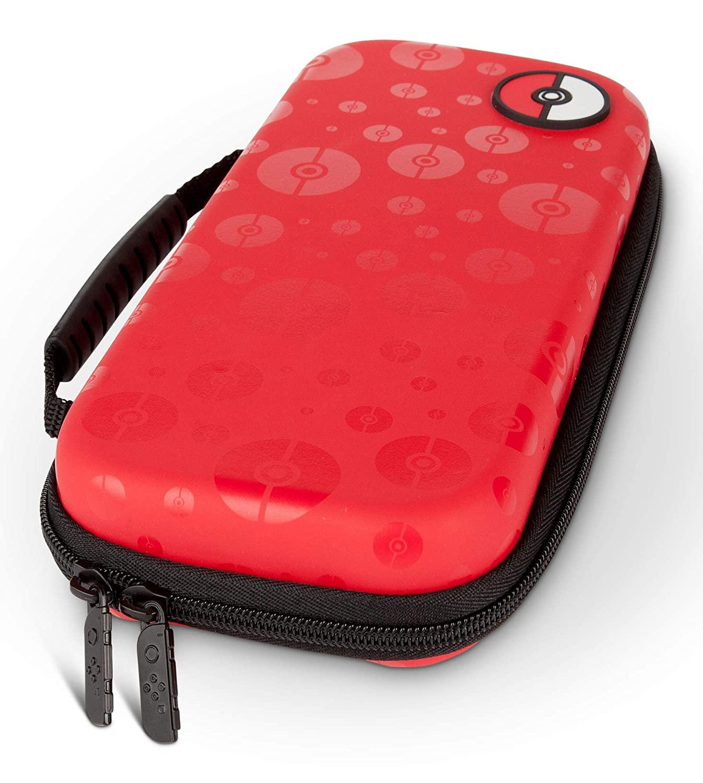Case Protection Poké Ball Red (Envio Internacional) - Nintendo Switch