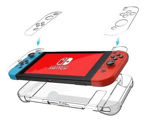 Case Protetora de Acrílico - Hyrule - Nintendo Switch