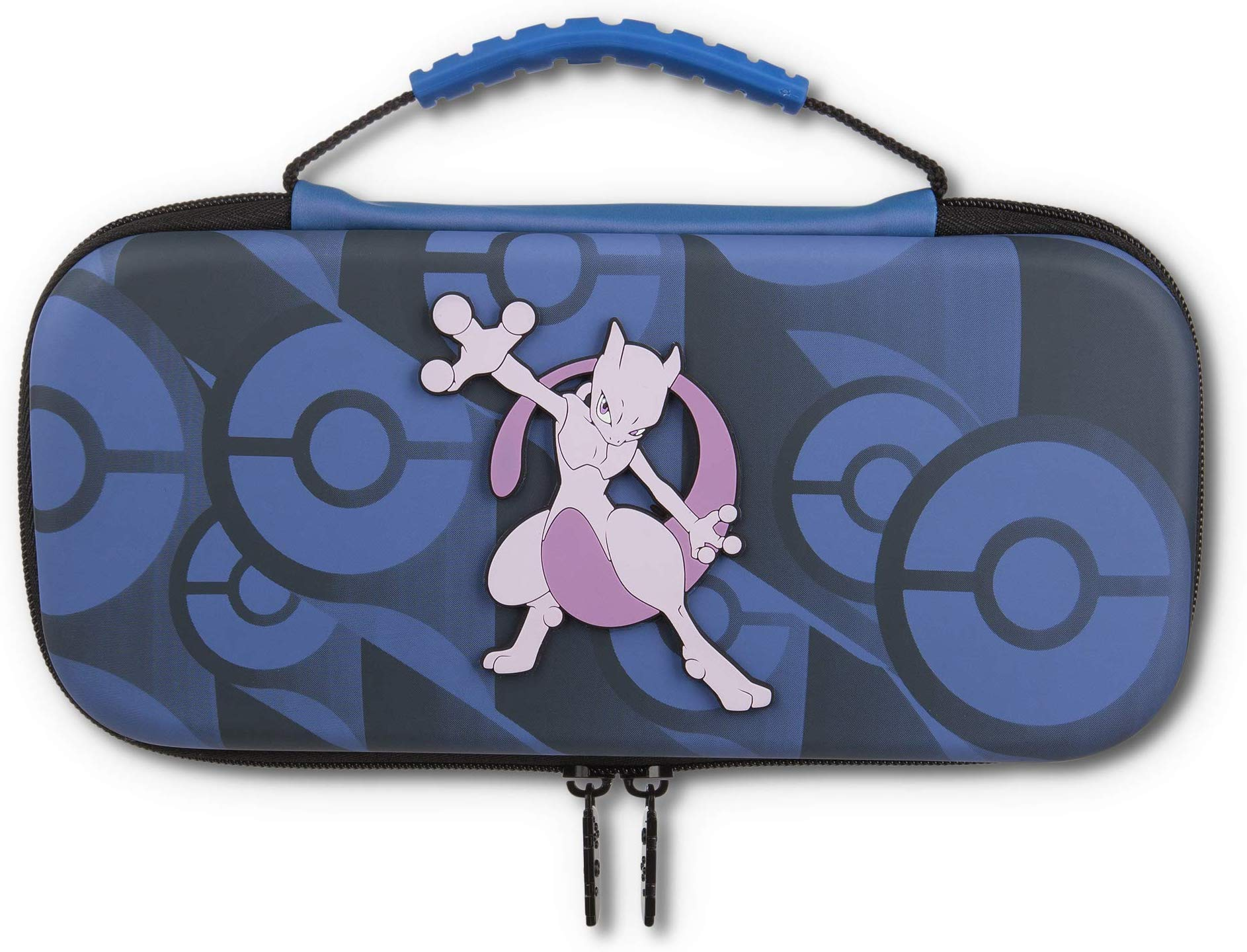 Case protetora Mewtwo - Nintendo Switch
