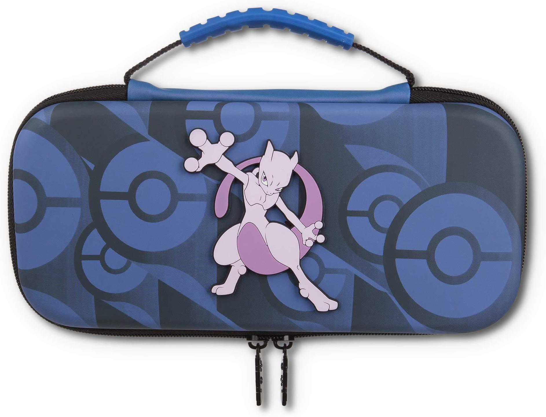 Case protetora Mewtwo - Nintendo Switch