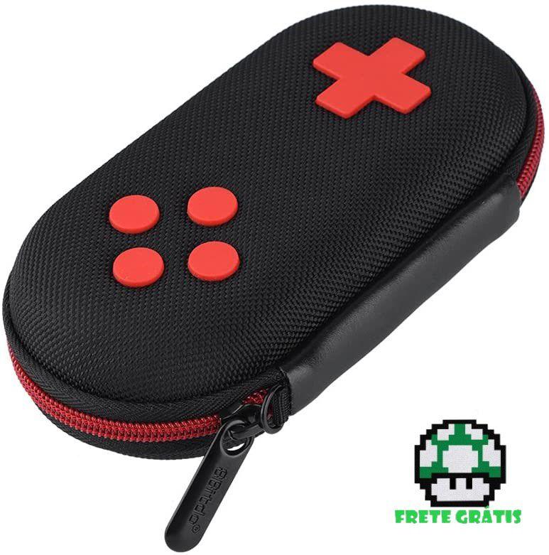 Case protetora para N30 8BitDo - Nintendo Switch - Envio Internacional - Frete Grátis