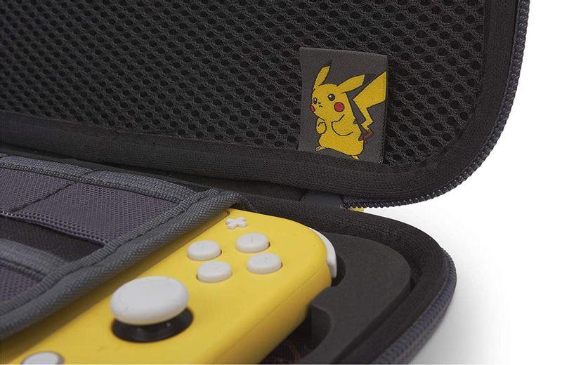 Case Protetora PowerA - Pikachu 025 - Nintendo Switch/Nintendo Switch Lite