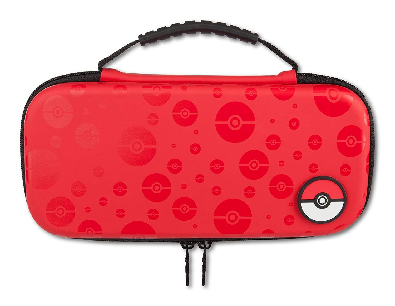 Case Protetora PowerA - Pokebola - Nintendo Switch