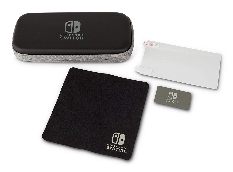 Case Protetora Stealth Kit for Nintendo Switch Lite - Black (Envio Internacional) - Nintendo Switch