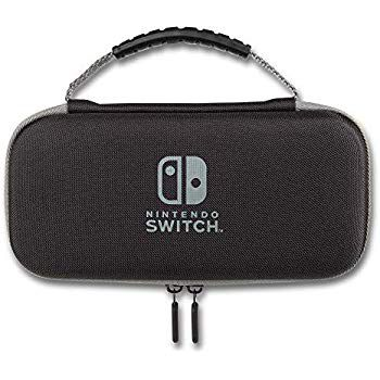 Case Protetora Travel Kit  Preto - Nintendo Switch Lite