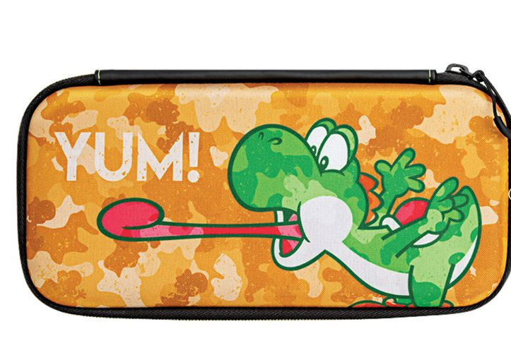 Case Slim Travel Nintendo Switch Yoshi