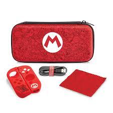 Case starter Kit PDP Mario Remix Edition - Nintendo Switch
