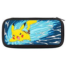 Case System Travel  Pikachu - Nintendo Switch