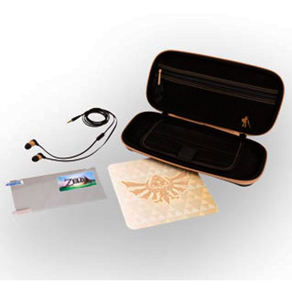 Case Travel Protection Kit Legend Of Zelda Powera - Nintendo Switch