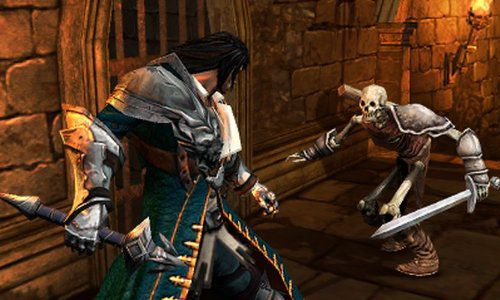 Castlevania: Lords of Shadow - Mirror of Fate - USADO - Nintendo 3DS