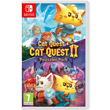 Cat Quest 2 Pawsome Pack - Nintendo Switch