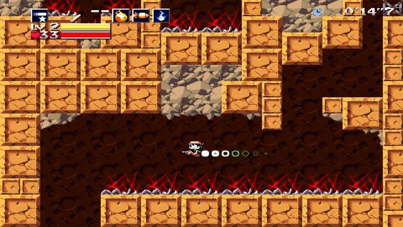 Cave Story + - Usado - Nintendo Switch
