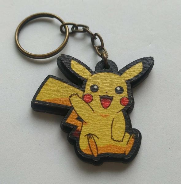 Chaveiro do Pokémon: Pikachu