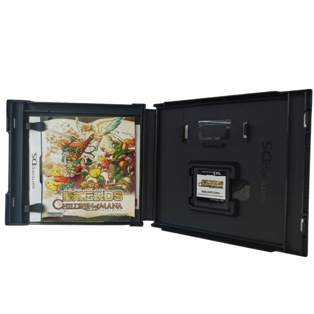 Children of Mana - Nintendo DS - Japonês - Usado