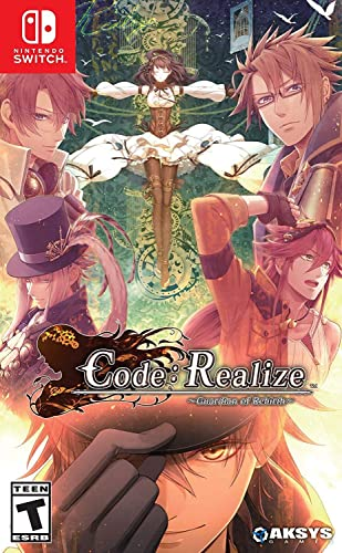 Code: Realize - Guardian Of Rebirth (EUR) - Nintendo Switch - Envio Internacional