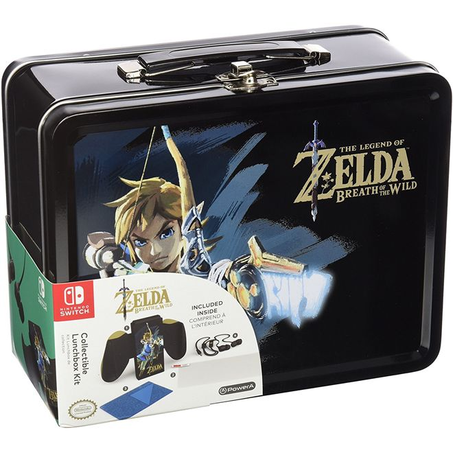 Collectible Lunchbox Kit Zelda