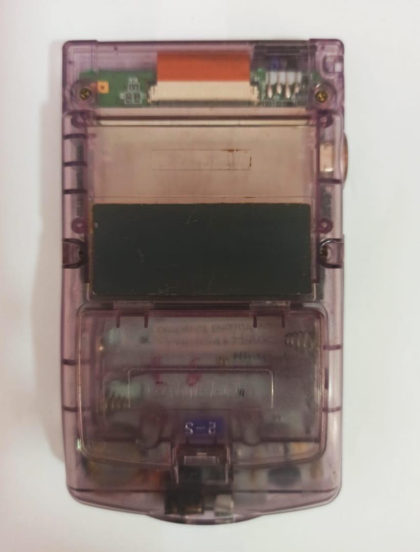 Console Game Boy Color - USADO