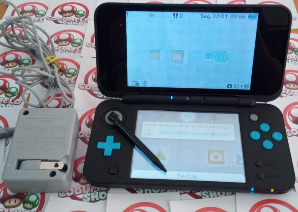 Console New Nintendo 2DS XL - Nintendo 2DS - Usado