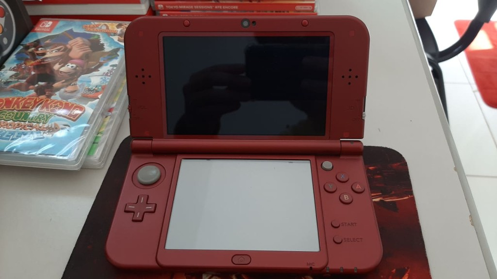 Console New Nintendo 3DS XL - USADO
