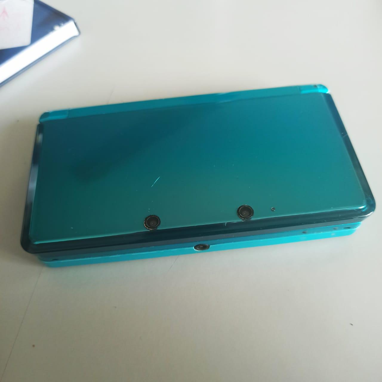 Console Nintendo 3DS Azul - Usado